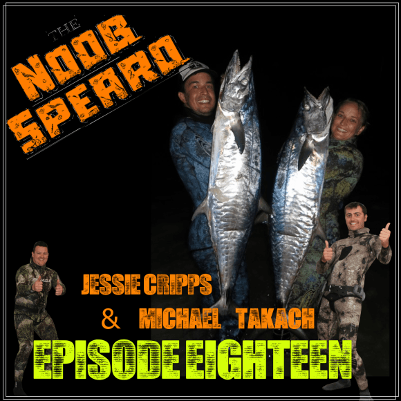 Noob Spearo Podcast featuring UAP Co-founders: Jessie Cripps & Michael Takach