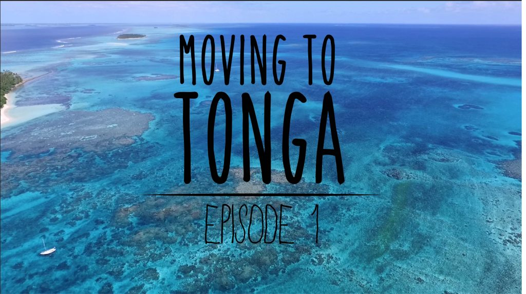 Underwater Ally Adventures Presents Episode 1: Moving to Tonga