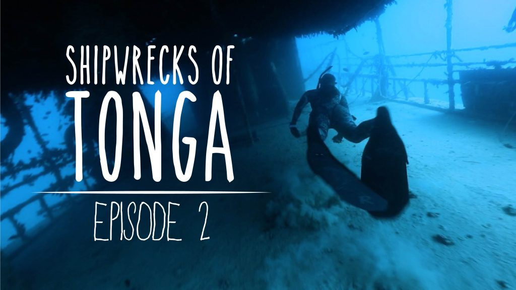 Underwater Ally Adventures Presents Episode 2: Shipwrecks of Tonga