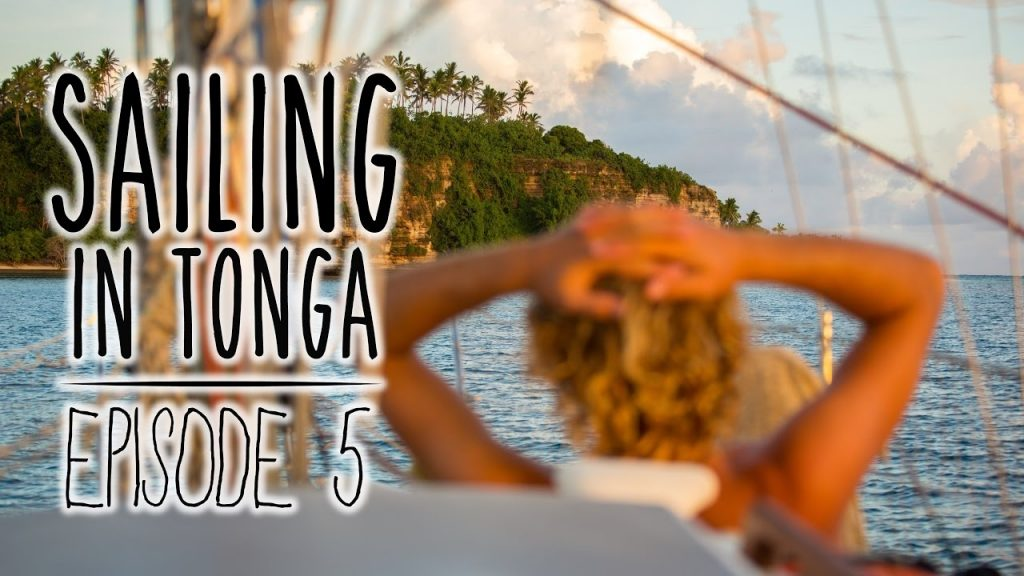 Underwater Ally Adventures Episode 5: Sailing in Tonga – Kelefesia