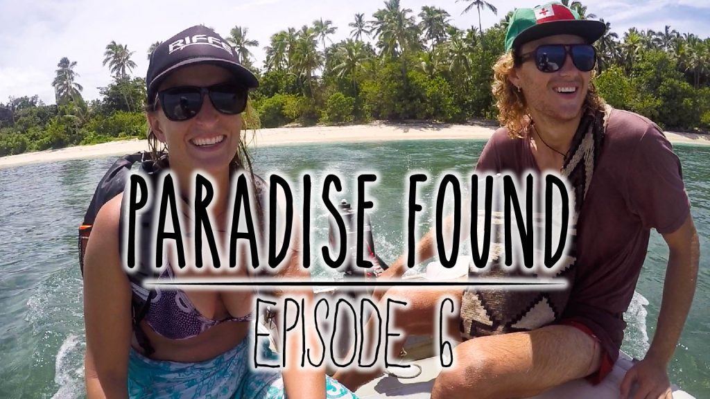 Underwater Ally Adventures Episode 6: Exploring a deserted Island in Tonga – Kelefesia