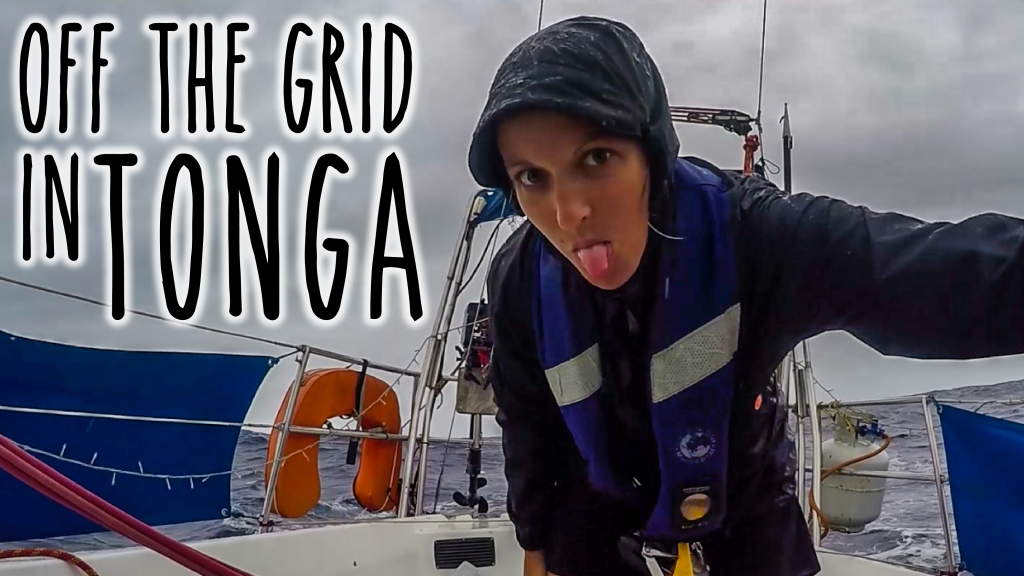 Underwater Ally Adventures Episode 7: Off the Grid in Tonga